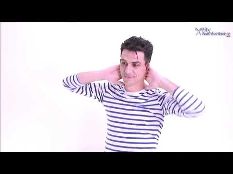 Basic 1 Men Haircut Step-by-step