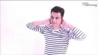 Basic 1 Men Haircut Step-by-step
