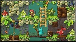 Mushroomer - Game Walkthrough (full)