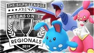 SECRET TACTIC THAT GOT ME AN AMAZING REGIONALS TOURNAMENT FINISH! | Pokémon GO