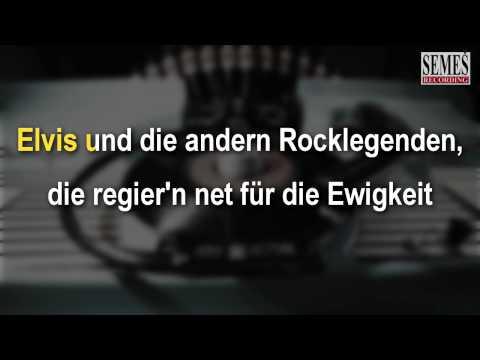 Alte Schlager (Karaoke)