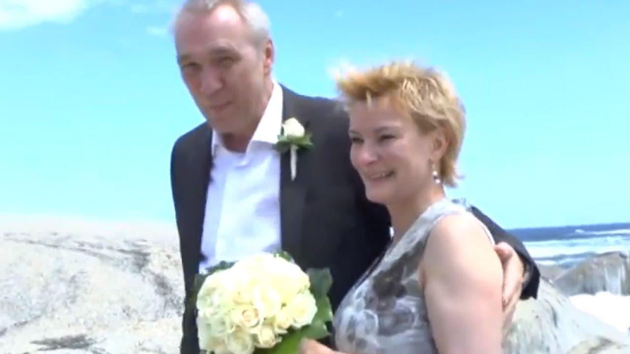 Traumhochzeit in Sdafrika  Kapstadt  Heiraten und Urlaub mal ganz anders  YouTube