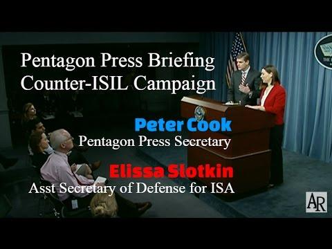WAR on TERROR w/CC: 1-13-17. Pentagon Press Update on Battle Against Violent Terrorist Groups.