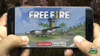 FREE new FIRE MODE and NEW MAP, FORTNITE ANDROID FAKE, NEW MINECRAFT MOBILE and MORE #GiroMobile