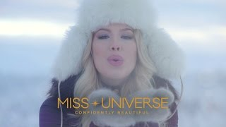 Up Close: Miss Universe Sweden Ida Ovmar