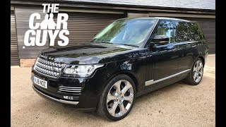 Range Rover - BEST luxury 4x4 or WORST decision ever?