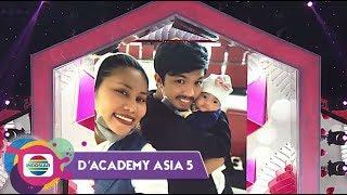 BAHAGIANYA!!! Evi Da Bersama Suami Dan Bayi Mungil Yang Cantik - D'Academy Asia 5