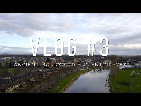 Ancient Monks and Ancient Graves In Ireland