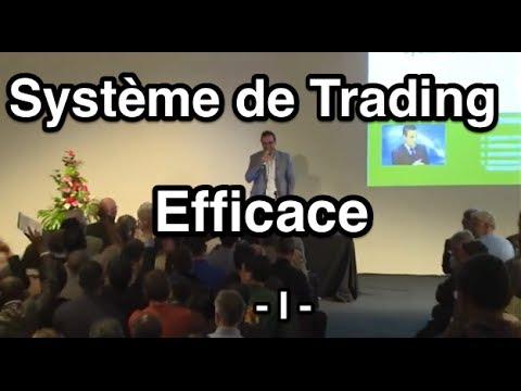 Formation Trading et Bourse : Comment développer un Système de Trading Efficace part 1