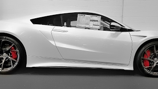 2017 Acura Nsx Hybrid Super Car Review Exhaust Interior In Depth Feature Tutorial