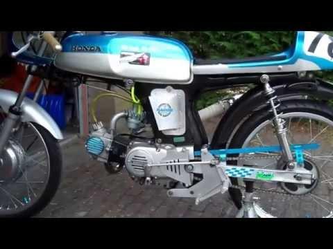 Xe Honda 67 Độ