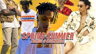 SPRING SUMMER 2019 Fashion Trends | Men's Spring/Summer Fashion Essentials