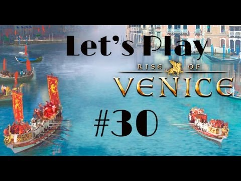 Let's Play Rise of Venice Part 30 - Growing Syracuse