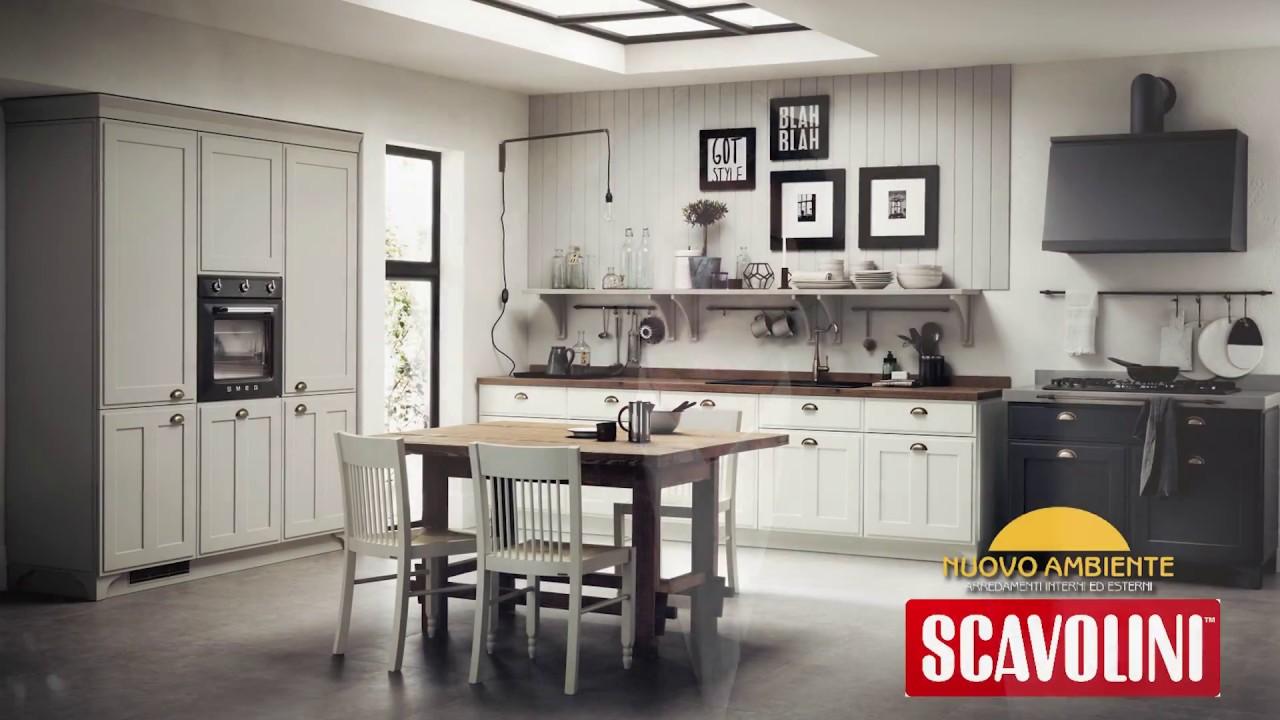 nuovo ambiente arredamenti cucina scavolini favilla