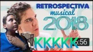 React da retrospectiva musical 2018 do MrPoladofull.#1°video de 2019