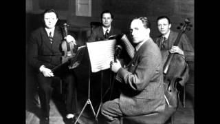Beethoven - String quartet n°15 - Busch SQ
