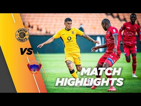 Highlights | Kaizer Chiefs vs. Chippa United | DStv Premiership
