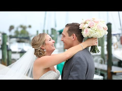 Full Wedding at Sarasota Yacht Club