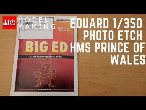 Eduard Big Ed Photoetch Set Prince of Wales Review
