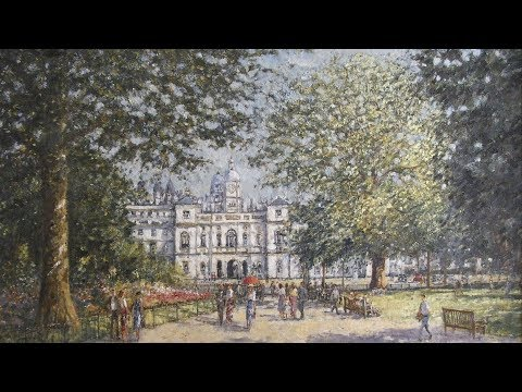 Palace, Park and Square: St James's and the Birth of the West End - Simon Thurley CBE