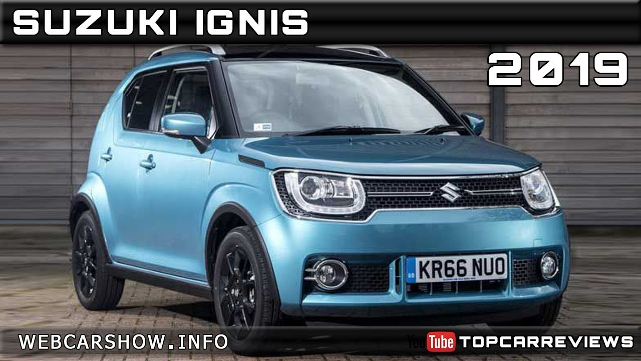 2019 suzuki ignis review rendered price specs release date youtube. Black Bedroom Furniture Sets. Home Design Ideas