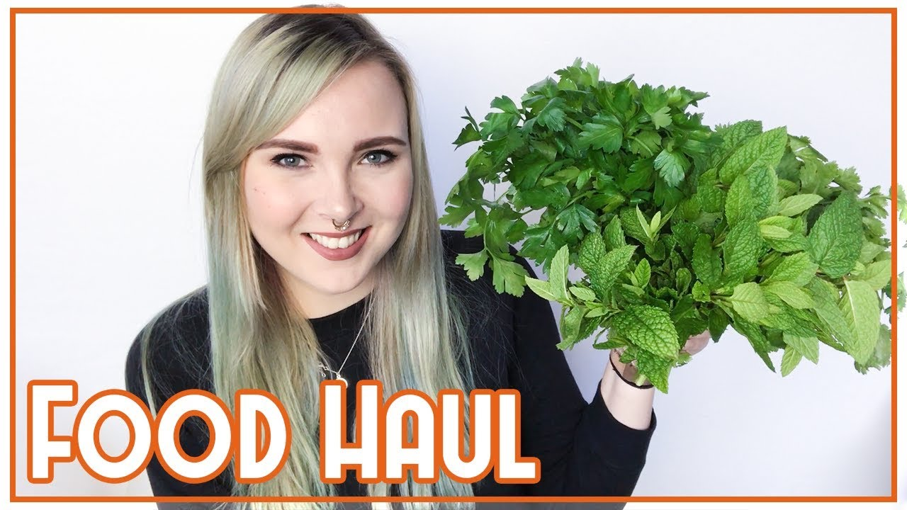food haul rezeptideen vegane ern hrung g nstig abwechslungsreich gesund leicht youtube. Black Bedroom Furniture Sets. Home Design Ideas