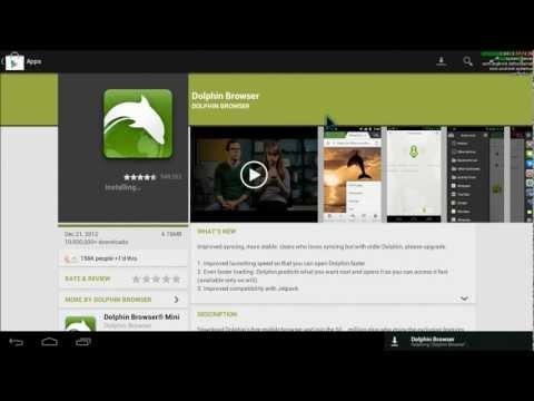 XIOS DS: Google PlayStore Demo