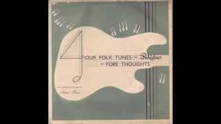 the fore thoughts - four folk tunes of pakistan 1967