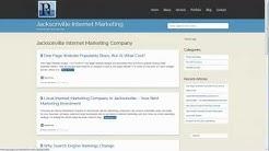 SEO Company Jacksonville - Jacksonville Internet Marketing & SEO Company