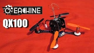 Download lagu Eachine QX100 Is it better than the QX95 MP3