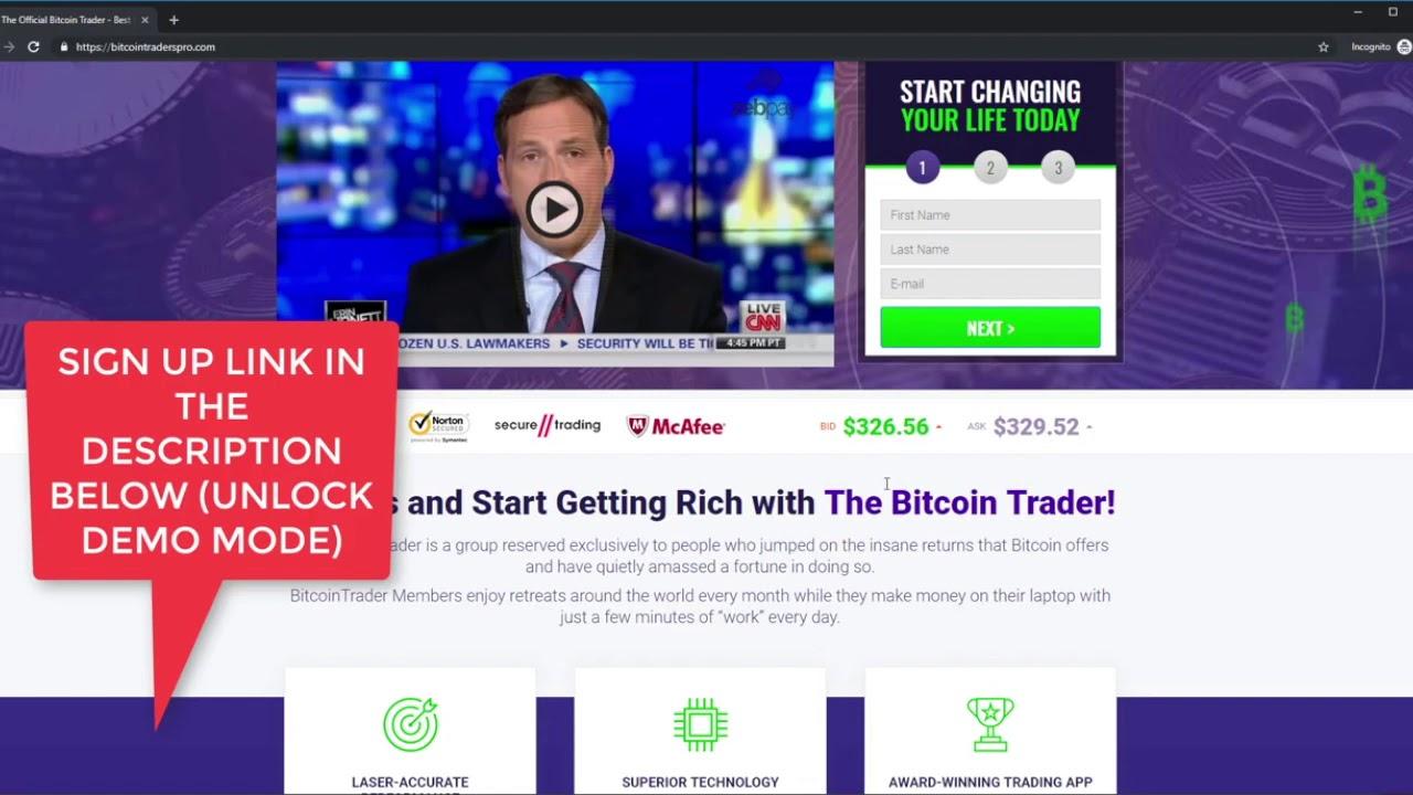 bitcoin trader es seguro