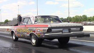 Quick Super Stock 1965 Plymouth Belvedere
