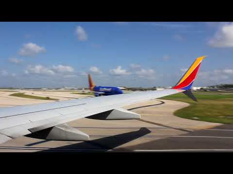 [TRIP REPORT] Scenic Approach and Brand New Plane! [] WN4622 KFLL-KMDW