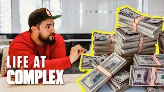 RESELLING & Paying Taxes | #LIFEATCOMPLEX