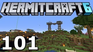 Minecraft Hermitcraft Season 6 Ep.101- The Battle for 2nd Place!