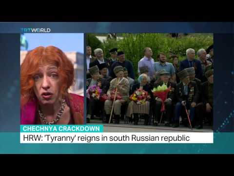 Chechnya Crackdown: Interview with Tanya Lokshina from Human Rights Watch