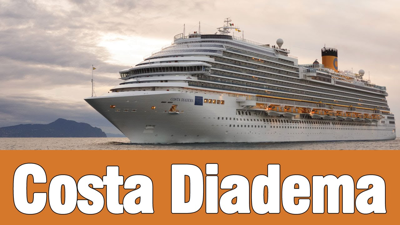 b14884f58 Costa Diadema Tour - Costa Cruceros - YouTube