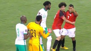 ملخص مباراة السعودية واليمن   تصفيات كأس العالم 2022