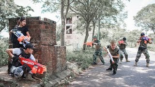 Nerf Guns War : Squad SEAL TEAM Fight Attack Dangerous Criminal Groups