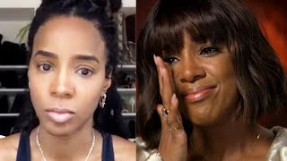 Sad News, Kelly Rowland Reveals She 'Lost Everything' Trying To Keep Up Appearances!!