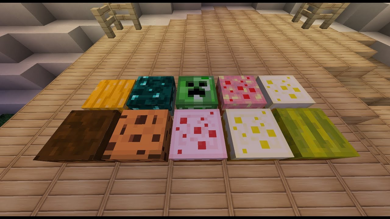 how to get different types of seeds in minecraft