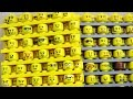 My LEGO minifig construction kit 1,000s of organized parts