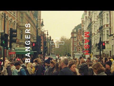 Bangers & Mash | Girl Skateboards X Kodak in London