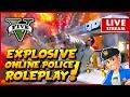 GTA 5 Online Police Roleplay KUFFS Crew Patrol GTA V Cops And Criminals Online Multiplayer mp3