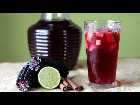 Chicha Morada (Peruvian Purple Corn Drink)