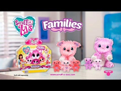 Scruff-A-Luvs Families 30S YouTube Video
