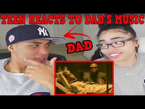 Teen Daughter Reacts To Dad's 90's Hip Hop Rap Music | Never Seen a Man Cry - Scarface REACTION