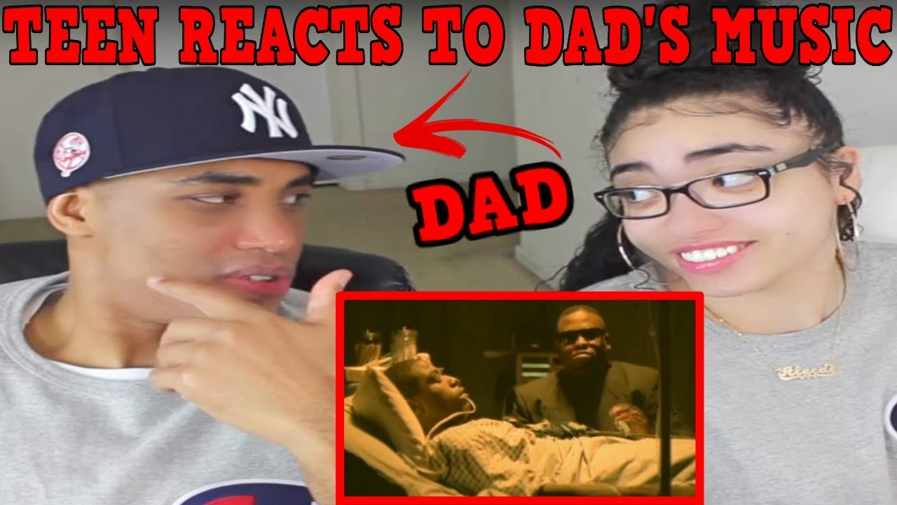 Teen Daughter Reacts To Dad's 90's Hip Hop Rap Music   Never Seen a Man Cry - Scarface REACTION