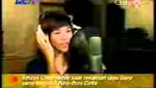 Christy ChiBi pura-pura cinta