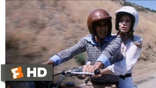 Once Is Not Enough (2/10) Movie CLIP - Go Faster (1975) HD